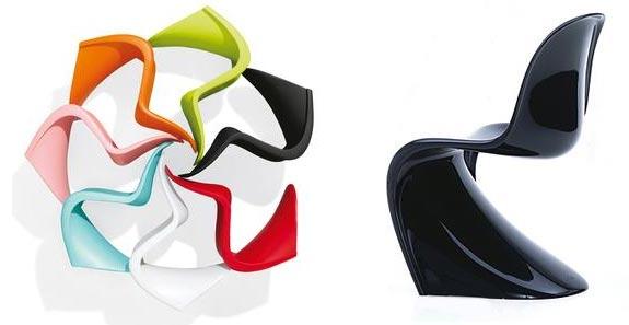 Le sedie di design che hanno segnato la storia del design d 39 interni - Oggetti design famosi ...