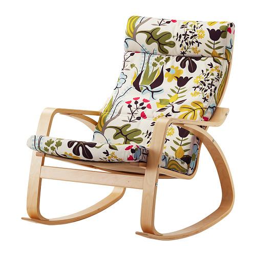 Consigli utili su come scegliere la sedia a dondolo - Sedia dondolo ikea ...