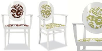 Come sceglie sedie imbottite di qualità