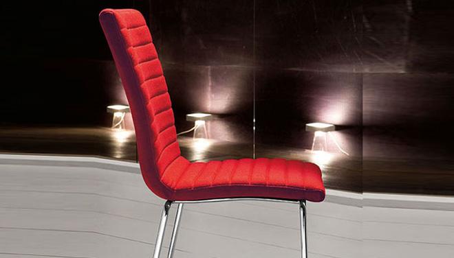 Consigli utili su come scegliere sedie d 39 arredo in pelle o for Sedie particolari
