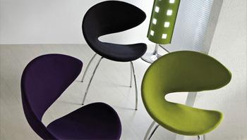 Consigli utili su come scegliere sedie d arredo in pelle o cuoio