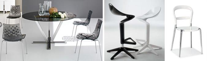 Come scegliere la sedia giusta in base all'utilizzo