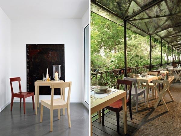 Consigli utili per l 39 acquisto di sedie e sgabelli per la for Acquisto sedie