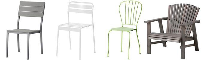 Casa immobiliare accessori sedie per esterno ikea - Tavoli da giardino ikea ...