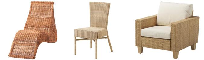 Casa immobiliare accessori ikea sedie a dondolo for Sedie in legno ikea