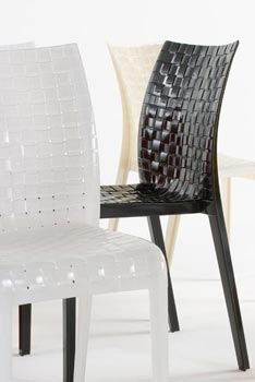 Casa moderna roma italy sedie per tavolo da pranzo for Sedie imbottite per sala da pranzo