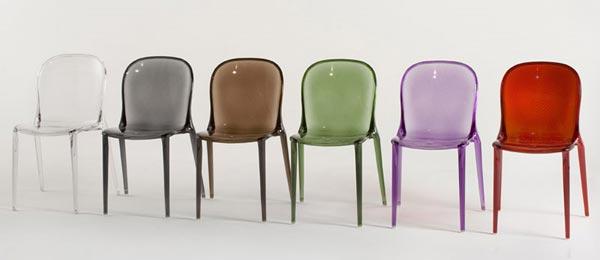 Come scegliere la sedia per arredare la sala da pranzo for Sedie da pranzo design