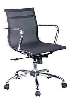 Sedia per ufficio  base in metallo, Asso Inari Bassa, seduta in texplast, meccanismo a gas regolabile in altezza da cm a cm 45 a cm 51, girevole, 5 razze, con ruote in gomma, con braccioli in metallo